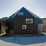 高知 六角形の家の写真_001(設計:有限会社MuFF)
