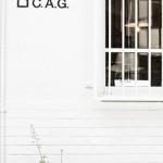 千駄木 帽子店 C.A.G.の写真_011(設計:有限会社MuFF)