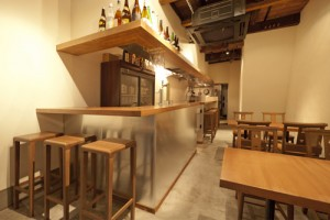 新丸子 日本酒バル 森の写真_005(設計:有限会社MuFF)