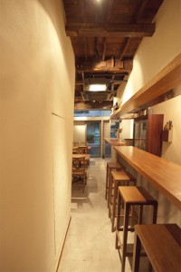 新丸子 日本酒バル 森の写真_006(設計:有限会社MuFF)