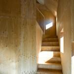 高知 六角形の家の写真_005(設計:有限会社MuFF)