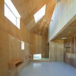 高知 六角形の家の写真_007(設計:有限会社MuFF)